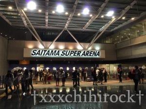 テレビ朝日ドリームフェスティバル会場さいたまスーパーアリーナ