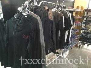 lynch.×エンタバアキバコラボショップ 過去のツアーTシャツ・パーカー