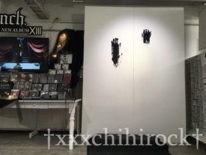 lynch.×エンタバアキバコラボショップ XIIIジャケットの撮影スポット