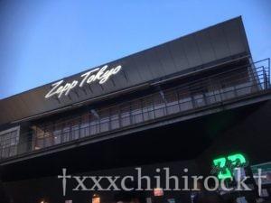 lynch. AVANTGARDEツアー東京公演の会場ZeppTokyo