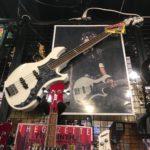 ESP大阪CUSTOM SHOPで展示されていたthe GazettE REITA使用ベース